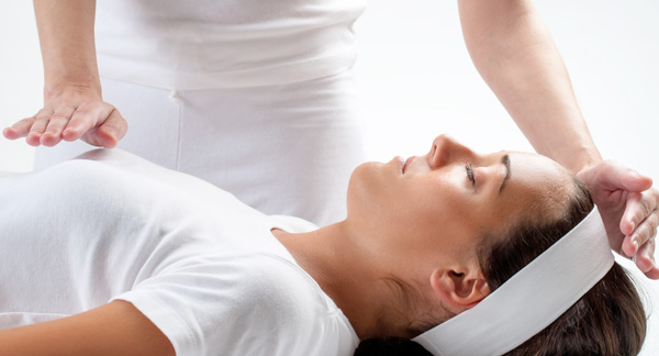 Reiki healing in North Devon